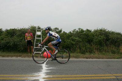 Tour de 'Tucket -- 30 July 2005 -- Finish Line