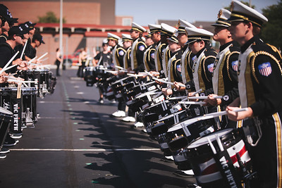 Purdue Band vs Northwestern 2018