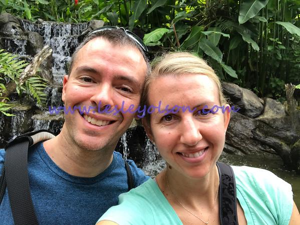 Honeymoon in Costa Rica!