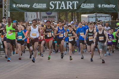 Jack 5k Woodlands Marathon