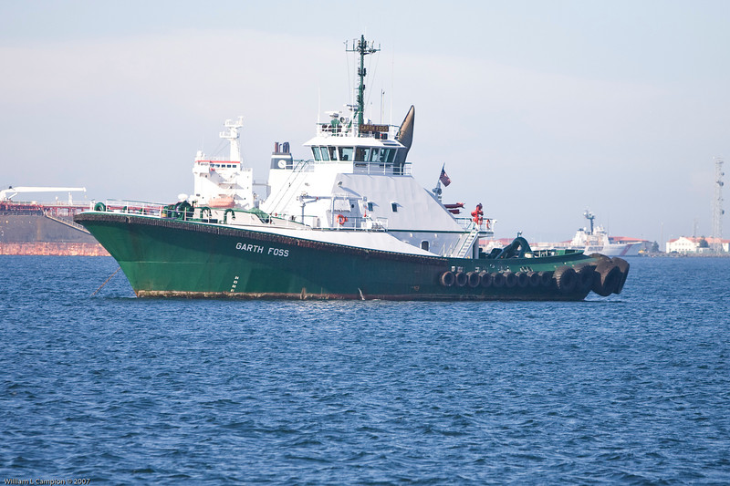 Ocean Tug  in Port Angeles, WA