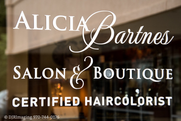 Loveland Chamber - Alicia Bartnes Salon & Boutique Ribbon Cutting - 07/25/2019