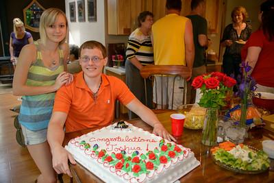 Josh's Grad Party - May 24, 2024