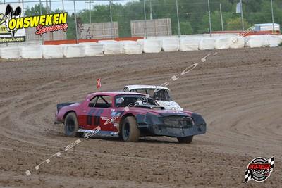 Ohsweken Speedway- May 27th