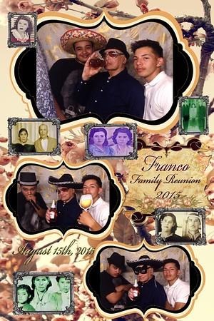 Franco Family Reunion 2015
