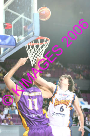 Kings Vs Razorbacks 21-10-06