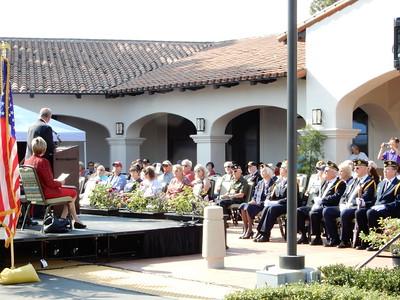 11-11-18 LW Veteran Memorial