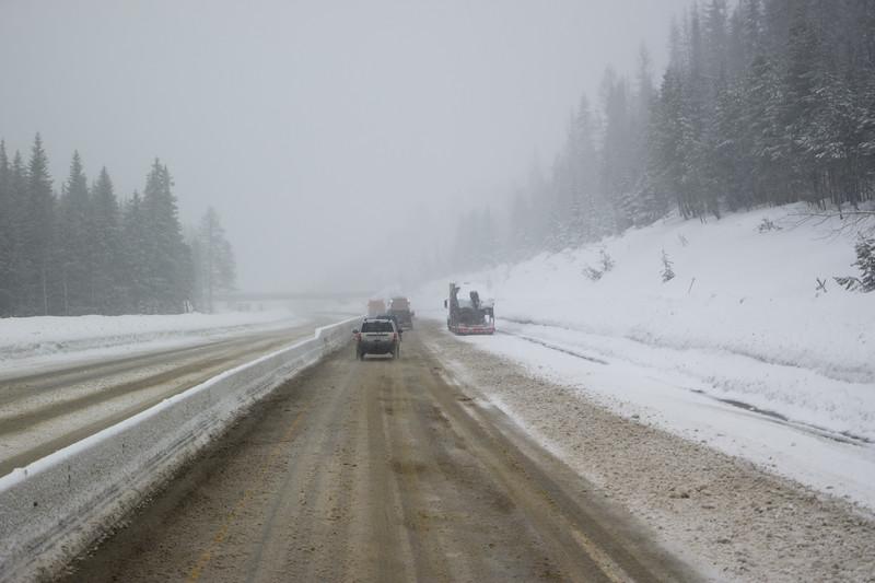 Western Montana Winter