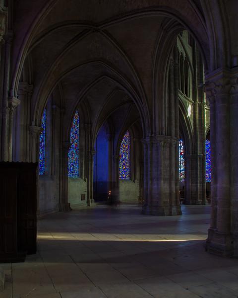 Bourges, Saint Stephen Cathedral Ambulatory  Aisles