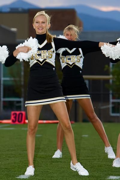 09-10 Varsity Poms