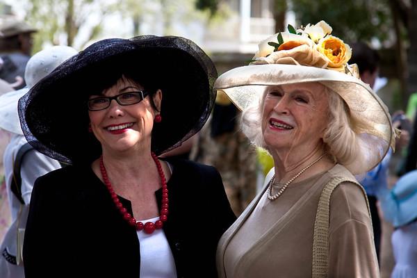 Hat Ladies of Charleston 2010