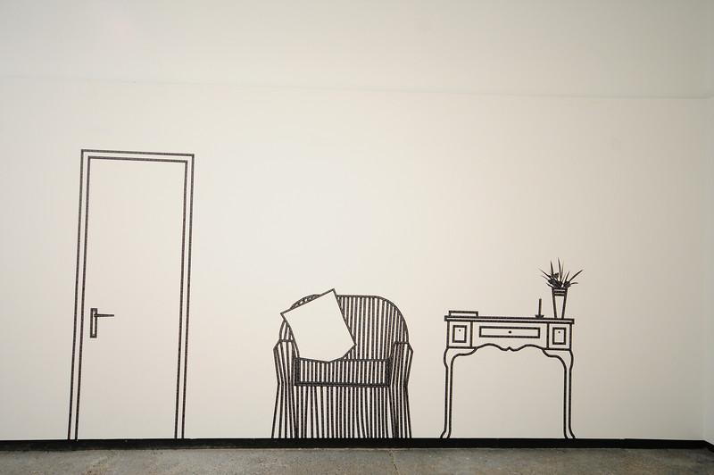 Bernadita Rakos Installation. 2009