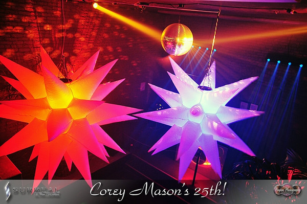 2011-09-17 Corey Mason's Birthday @ Surreal Ultra Lounge