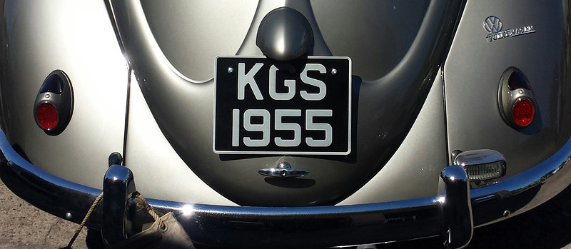 Kevin's '55 Oval Rag