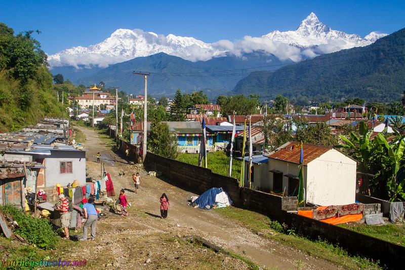 Tibetan Refugee Camp, Nepal