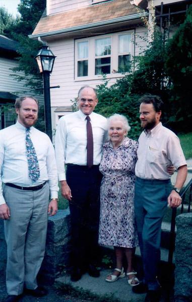 Sylvia, Edwin and Family