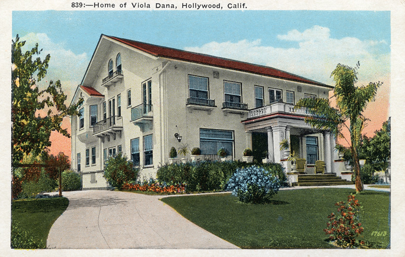 Home of Viola Dana