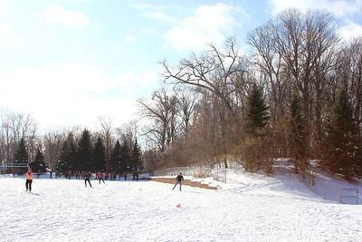 Ski-athon  Jan 4, 2014