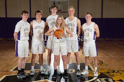 Basketball - Seniors and all HS