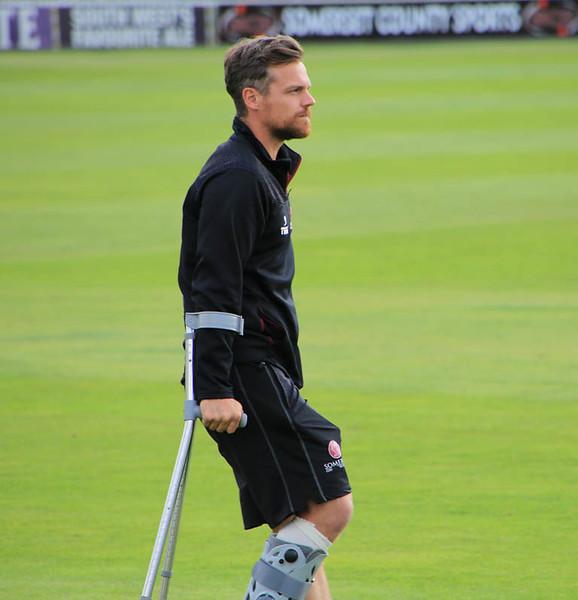 Hildy on crutches.jpg