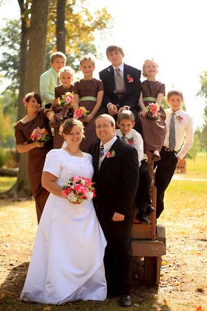 Matt & Bekah's Wedding