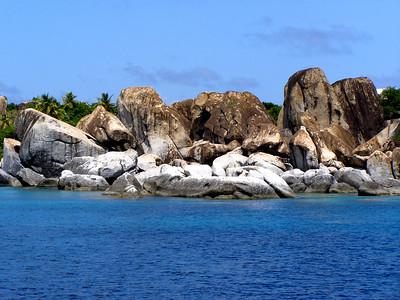 Lanscapes: British Virgin Islands