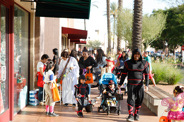 The Cerritos Towne Center - Spookfest - Oct 31, 2018