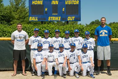 Lake Forest Baseball Association 11u