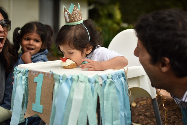 Zain's First Birthday