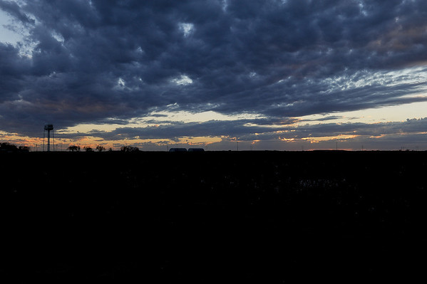 Sunset 1-08-2011