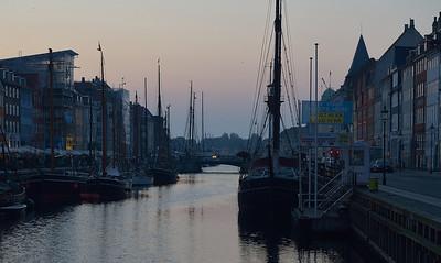 Copenhagen by Morning