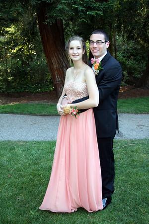Elaine - LAHS Senior Prom, 5/2014