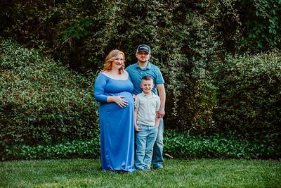 Chad & Jennifer {Maternity} 2021