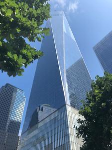 Nieuw WTC gebouw