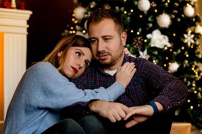 Alexndra & Dan • Christmas Session 2018