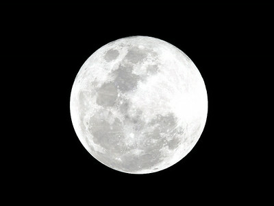 YY 98% Full Moon 2014-08-09