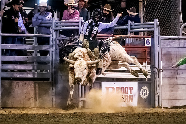 2019 Lakeside Rodeo - Saturday Evening