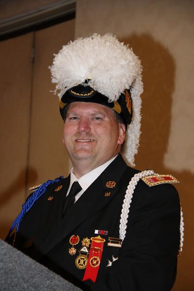 Indiana York Rite Grand Commandery 2014 Session 4-25-2014