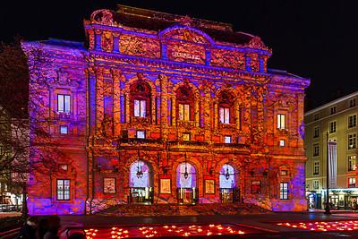 Lyon: Fête des Lumières 2012  Festival of Lights