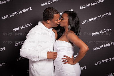 White Party Step and Repeat