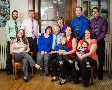 Beaudoin Family