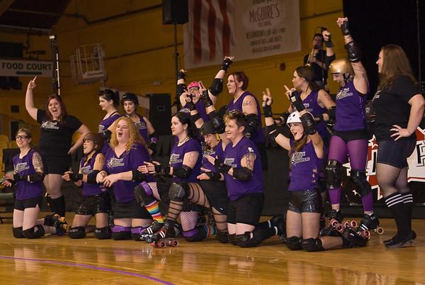 Albany Roller Derby 11-15-08