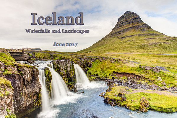Iceland Waterfalls & Landscapes