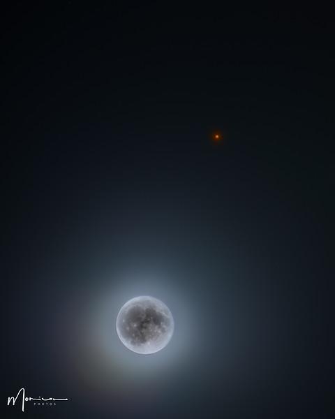 2020-10-02 - Moon and Mars