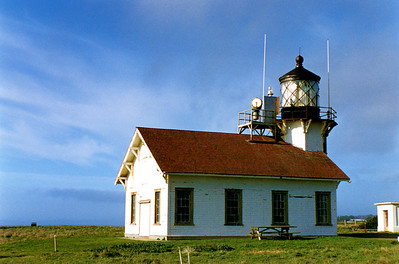 Point Cabrillo Light, California