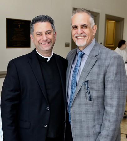 Father David Procaccini Silver Jubilee