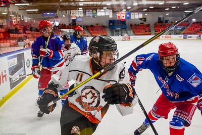 Game #11 Saskatoon Contacts- vs Fort Saskatchewan Boston Pizza Rangers 12-27-2018