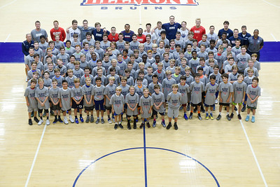 Basketball Camp June 11, 2018
