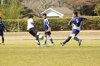 ESMS Boys Soccer 2010