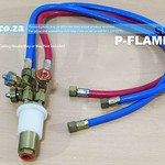 SKU: P-FLAME/L, Flame (Oxy-Fuel) Cutting Torch Replacement with Connector for MetalWise Lite CNC Plasma Cutter